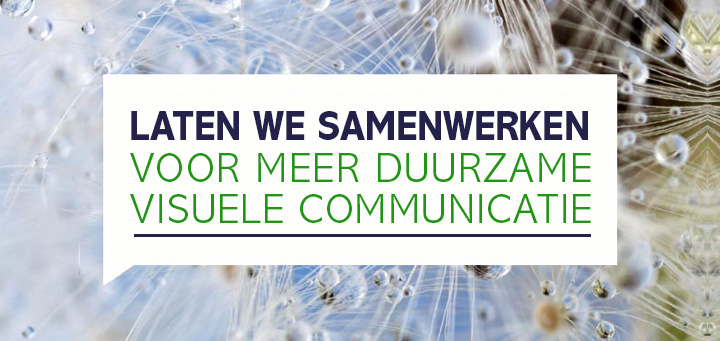 Duurzame visuele communicatie