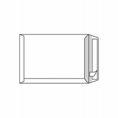 Akte envelop  C4, strip,binnendruk, diepe keel