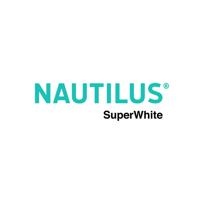 Nautilus SuperWhite logo