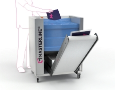 Masterline 610P mailings - Equipamiento de packaging