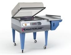 Masterline 650R krimpmachine voor het krimpen en sealen van producten