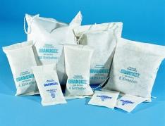 Branogel dehydratiezakjes - droogmiddelkorrels in vlieszakjes