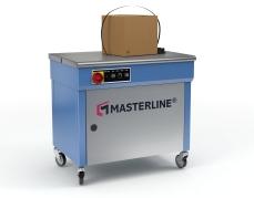 Masterline 410 halfautomatische omsnoeringsmachine in tafelmodel