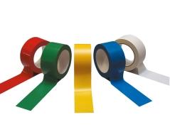 PVC tape in vijf kleuren