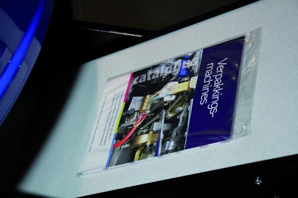 LDPE vlakke tijdschriftenfolie